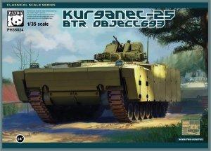 Panda Hobby 35024 BTR Object 693 Kurganets-25 (1:35)