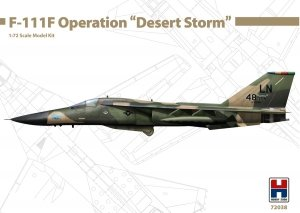 Hobby 2000 72038 General-Dynamics F-111F Operation  Desert Storm  1/72