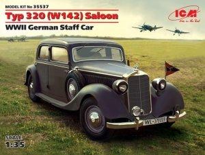 ICM 35537 Mercedes-Benz 320K W142 Saloon 1/35