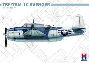 Hobby 2000 72009 TBF/TBM-1C Avenger 1/72