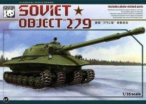 Panda 35005 Object 279 Soviet Heavy Tank (1:35)