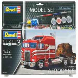 Revell 67671 Model Set Kenworth Aerodyne (1:32)