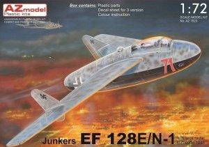 AZ Model AZ7623 Junkers EF 128E/N-1 w/naxos radar 1/72
