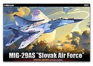 Academy 12227 Mig-29 AS Slovak Air Force (1:48)