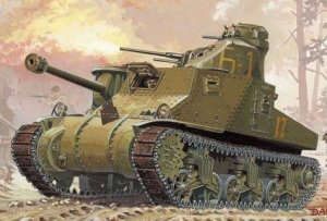 Mirage Hobby 72806 Medium Tank M3 Kursk Battle 1943 (1:72)