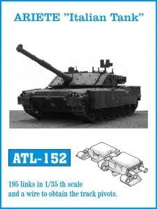 Friulmodel 1:35 ATL-152 ARIETE Italian Tank