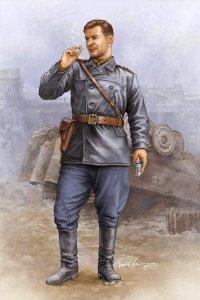 Trumpeter 00702 WWII SOVIET TANK CREW Vol.2  (1:16)