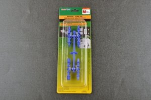 Trumpeter 09983 Holding / Guide pin for silicone mold-M(Blue)