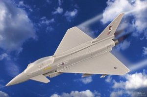 Hobby Boss 81901 200mm EF-2000 Eurofighter Typhoon