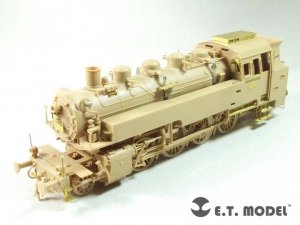 E.T. Model E72-034 Steam Locomotive BR86 DRG (For HOBBY BOSS 82914) 1/72