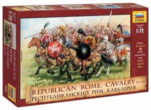 Zvezda 8038 Republican Roman Cavalry 1/72