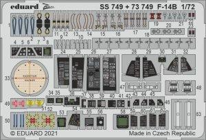 Eduard 73749 F-14B GREAT WALL HOBBY 1/72