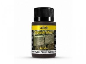 Vallejo 73802 Splash Mud - Russian Splash Mud 40ml