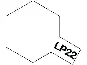 Tamiya 82122 LP-22 Flat base 10ml