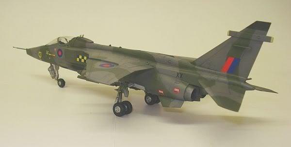 Hasegawa D2 Jaguar GR.Mk.1 A (1:72)