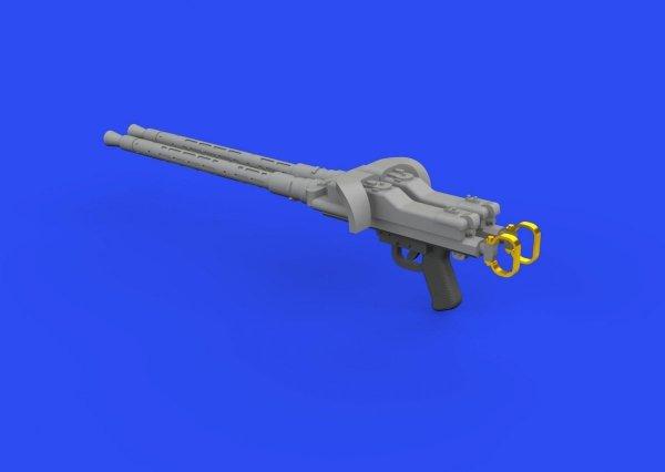 Eduard 632167 MG 81Z gun 1/32