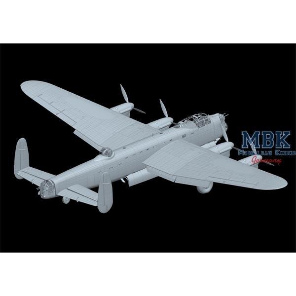 HK Models 01F005  Avro Lancaster B Mk.I  1/48