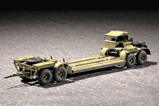 Trumpeter 07249 German Pz.Kpfw.Sd.Ah.116 Tank Transporter (1:72)
