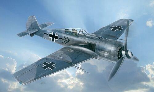 Italeri 2678 Focke-Wulf FW 190 A-8 (1:48)