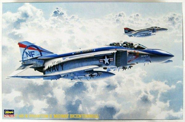 "Hasegawa PT10 (07210) F-4B/N Phantom II ""Midway Bicentennial"" 1/48"