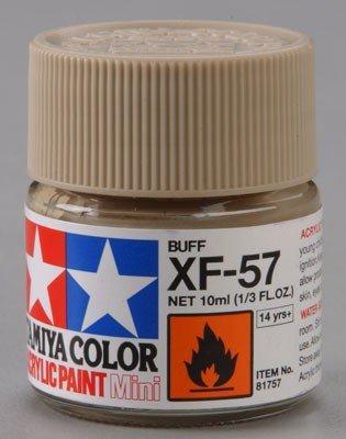 Tamiya XF57 Buff  (81757) Acrylic paint