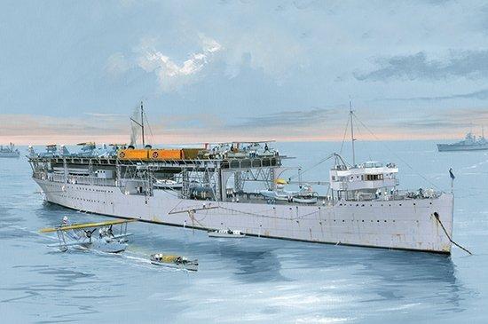 Trumpeter 05632 USS Langley AV-3