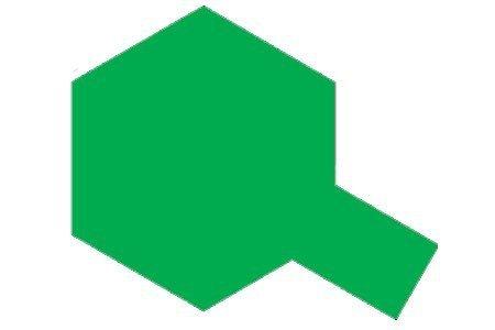 Tamiya X25 Clear Green (81525) Acrylic paint 10ml