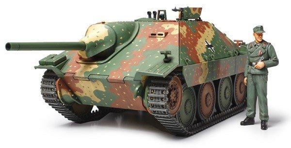 Tamiya 35285 Jagdpanzer 38(t) Hetzer Mittiere Produktion (1:35)