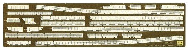 Hasegawa 40077 IJN Agano Light Cruiser Detail Parts Set (1:350)