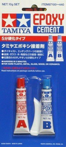 Tamiya 87100 Epoxy cement