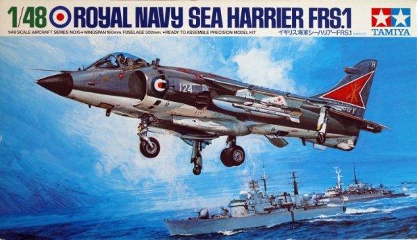 Tamiya 61026 Hawker Sea Harrier (1:48)