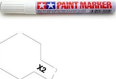 Tamiya 89002 X-2 White Paint Marker