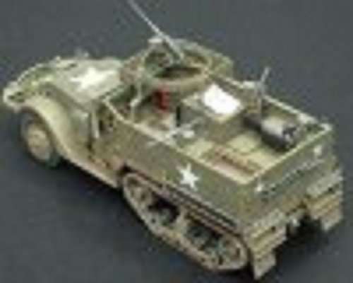 Dragon 6329 M2A1 Half-Track (1:35)