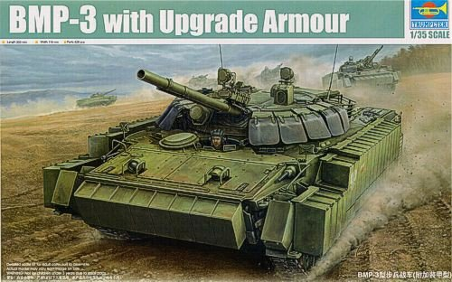 Trumpeter 00365 BMP-3 w/ERA tiles (1:35)
