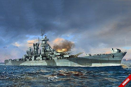 USS Large cruiser Alaska