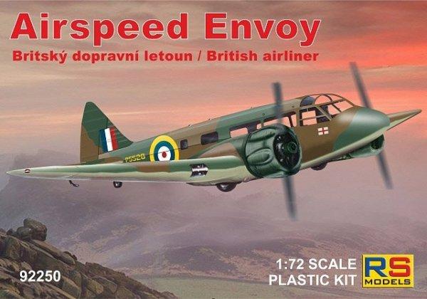 RS Models 92250 Airspeed Envoy 1/72