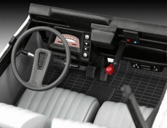 Revell 67653 Citroën 2 CV Cocorico  Model Set 1/24