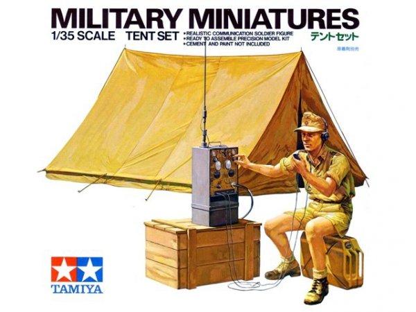 Tamiya 35074 Tent Set (1:35)
