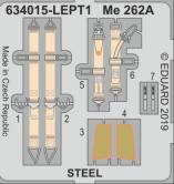 Eduard 634015 Me 262A LööK 1/32 REVELL