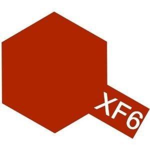 Tamiya XF6 Copper (81706) Acrylic paint 10ml