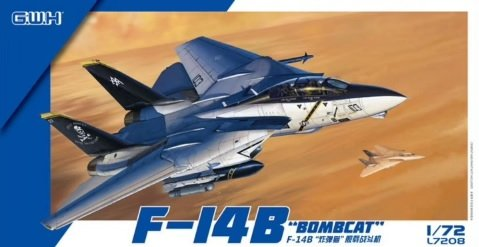"Great Wall Hobby L7208 F-14B ""Bombcat"" (G.W.H) 1/72"