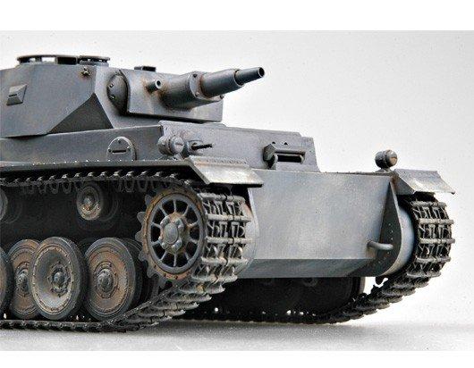 Trumpeter 01515 German VK 3001(H) PzKpfw VI (Ausf A) (1:35)
