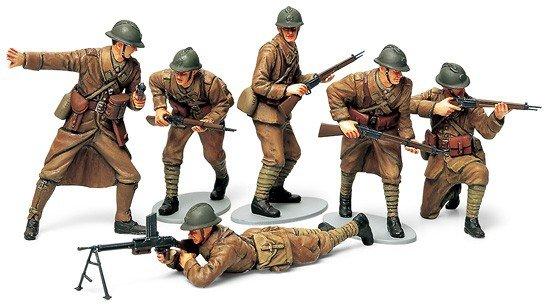 Tamiya 35288 French French Infantry Set (1:35)