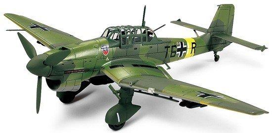 Tamiya 60776 Junkers Ju87 B-2/R-2 Stuka (1:72)