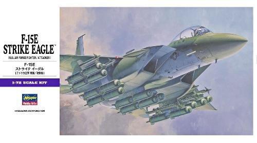 Hasegawa E10 F-15E Strike Eagle (1:72)