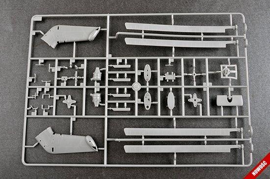 Trumpeter 02885 VH-34D 'Marine One' 1/48