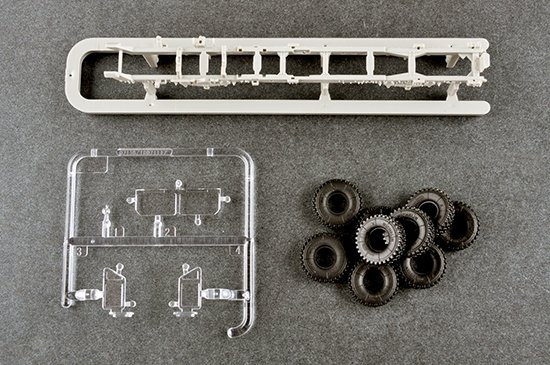 Trumpeter 07175 M1120 HEMTT Load Handing System (LHS) 1/72