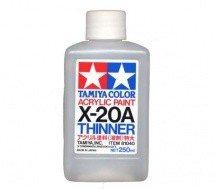 Tamiya X-20A rozcieńczalnik do farb akrylowych 250ml (81040)