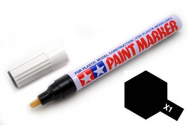 Tamiya 89001 Marker X-1 Black Paint Marker