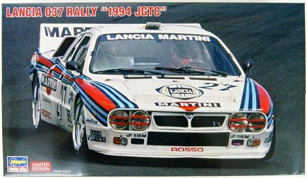 """Hasegawa 20414 Lancia 037 Rally """"1994 JGTC"""" 1/24"""